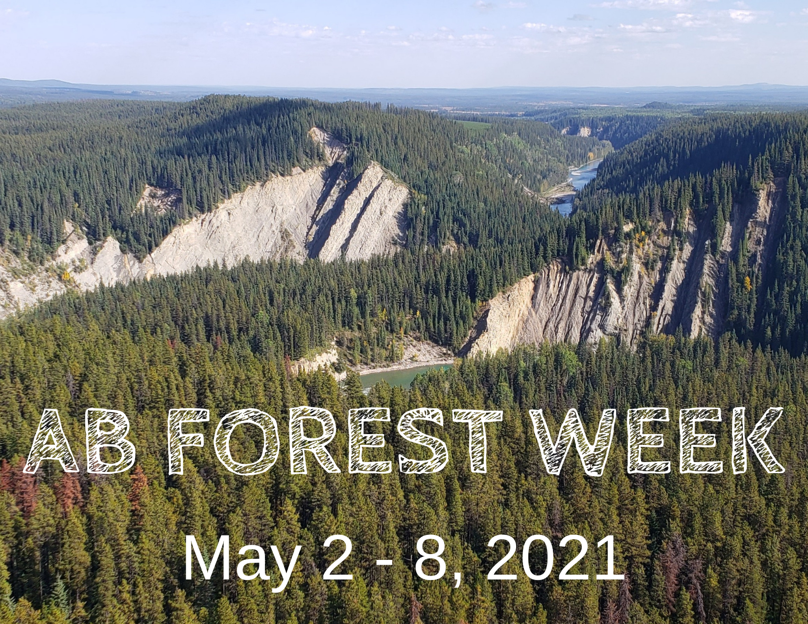 AB FOREST WEEK May 2 - 8, 2021