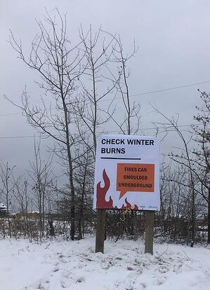check your winter burns